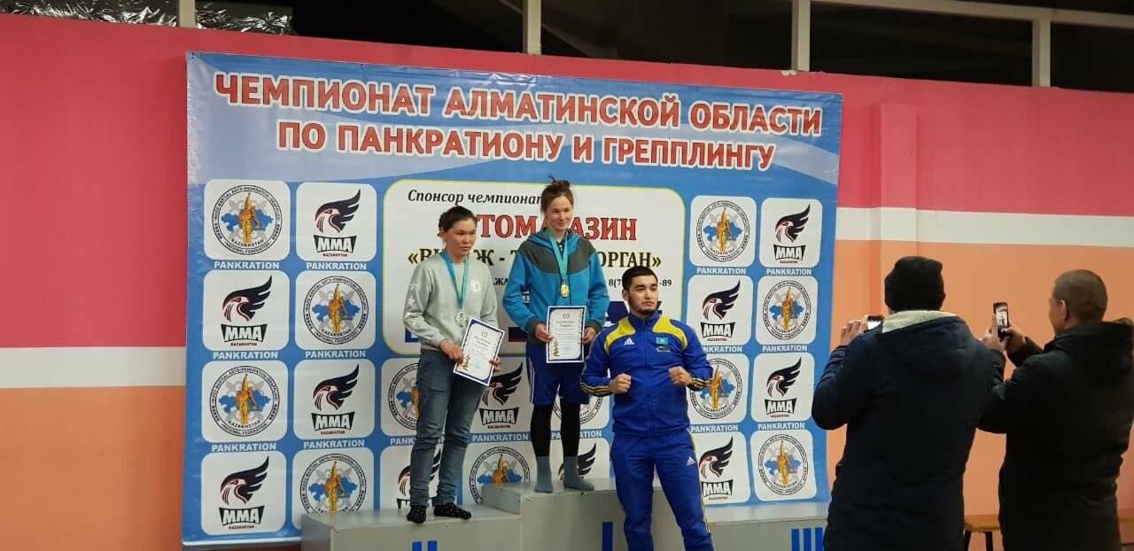 В Талдыкоргане прошли областные соревнования по Панкратиону, фото-4