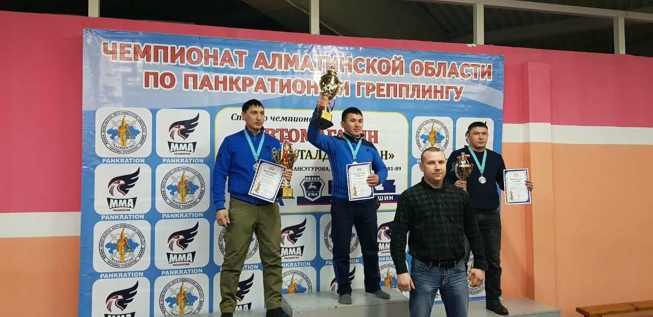 В Талдыкоргане прошли областные соревнования по Панкратиону, фото-6