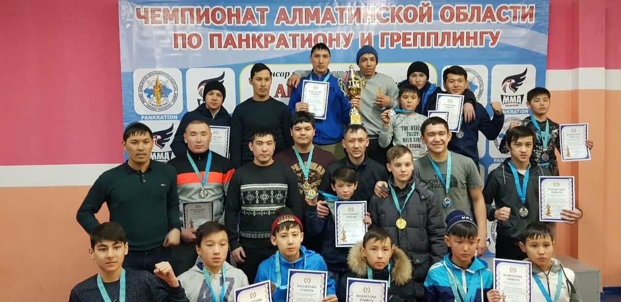 В Талдыкоргане прошли областные соревнования по Панкратиону, фото-5
