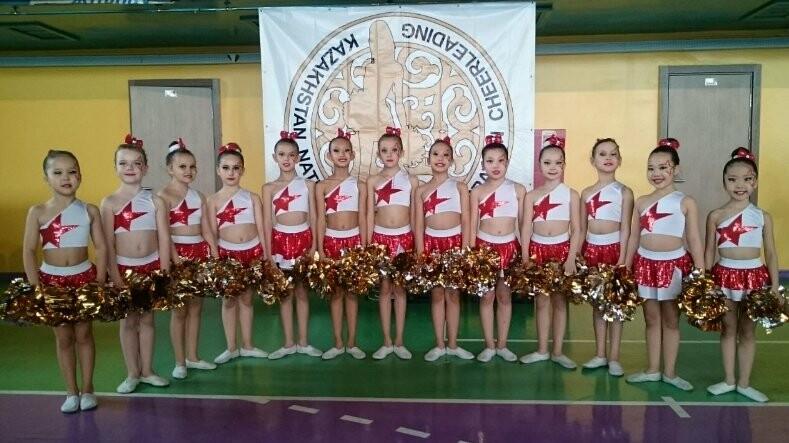"""Талдыкорганская команда черлидинга """"Махimum"""" приехала из Алматы с победой, фото-2"""