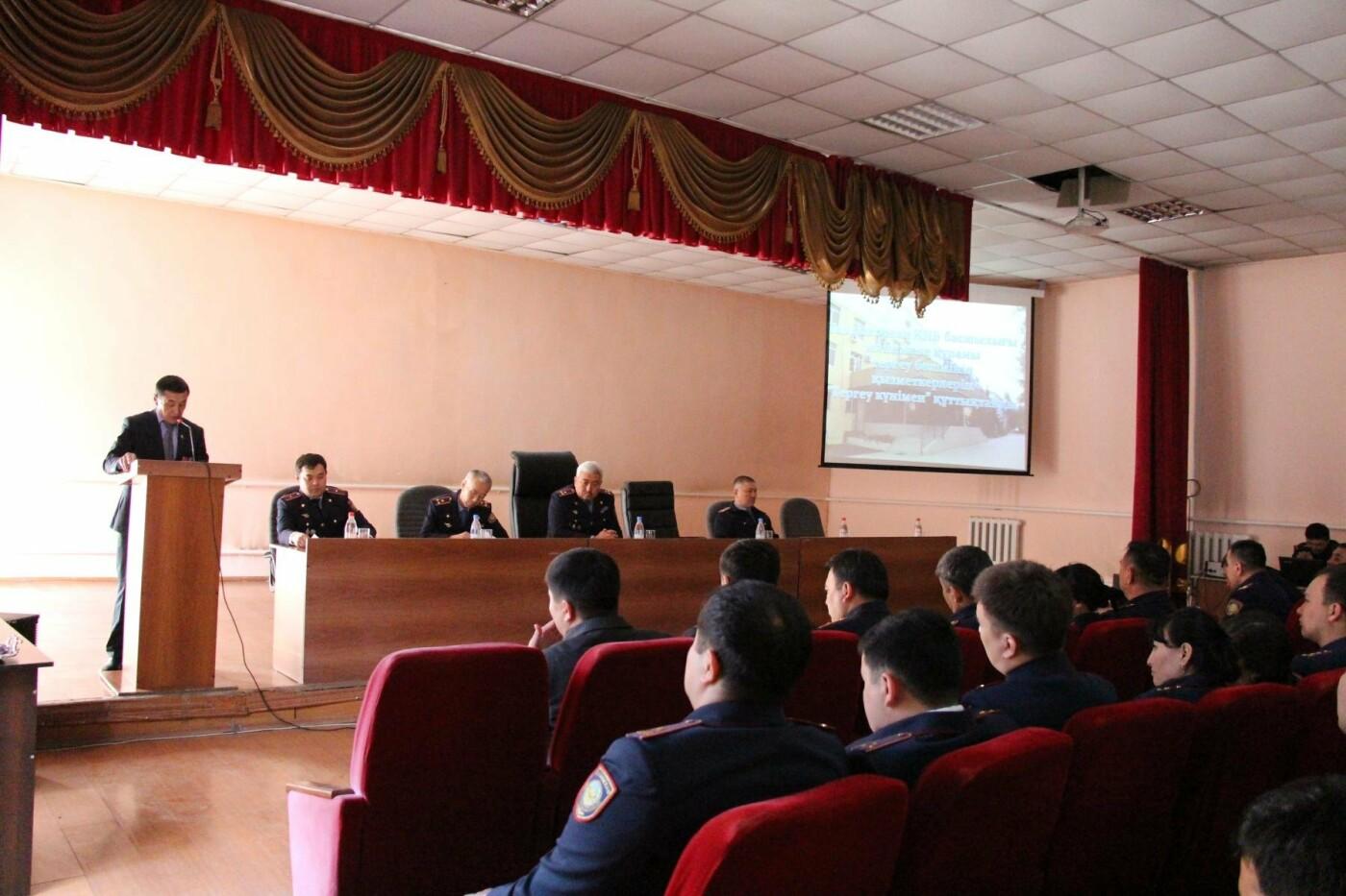 В талдыкорганском УВД торжественно отметили юбилейную дату следственных органов, фото-2