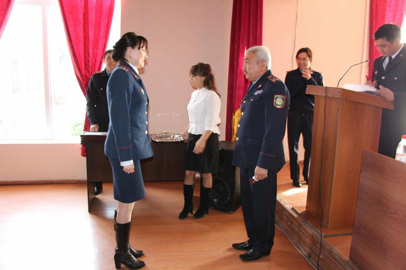 В талдыкорганском УВД торжественно отметили юбилейную дату следственных органов, фото-3