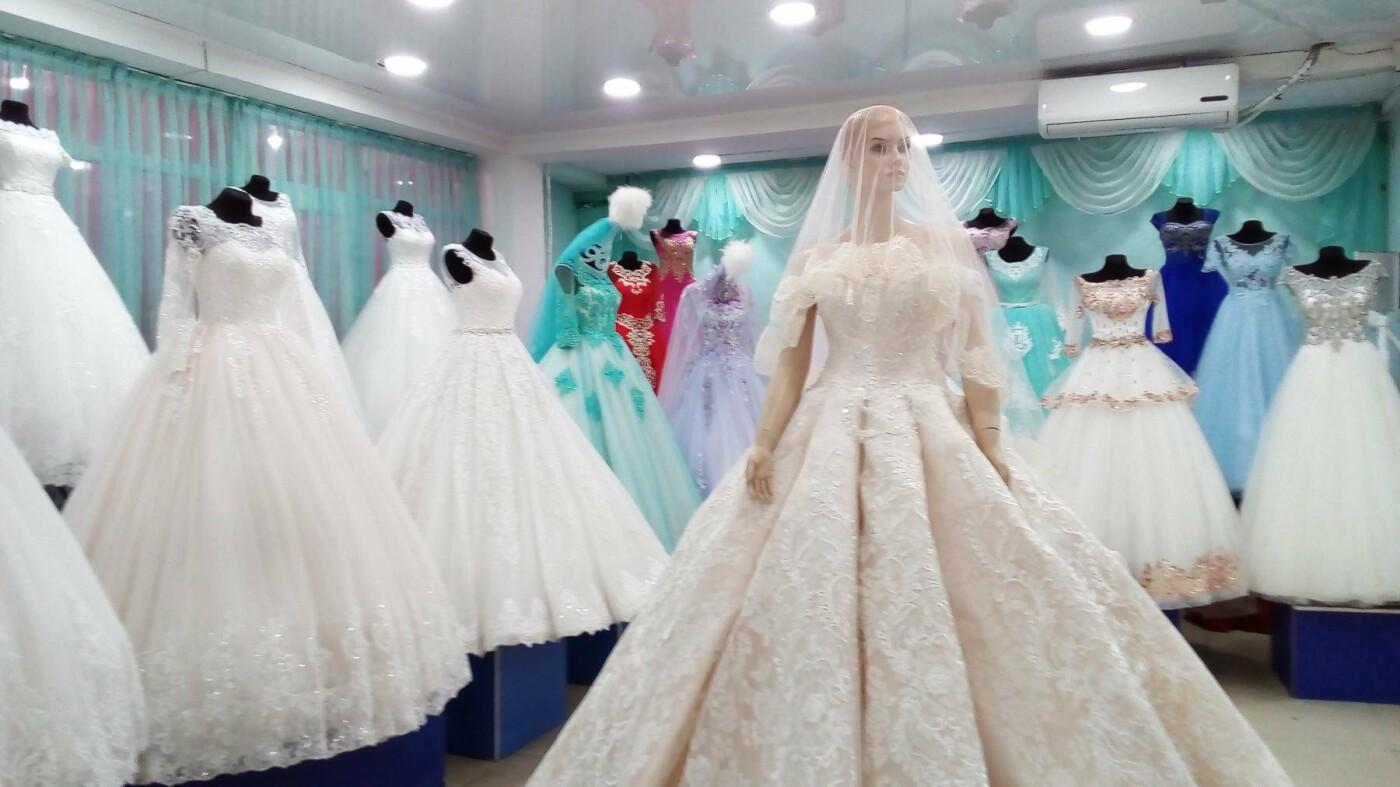 """Целое """"царство"""" свадебных платьев есть в Талдыкоргане , фото-5"""