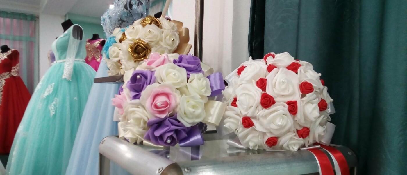 """Целое """"царство"""" свадебных платьев есть в Талдыкоргане , фото-6"""