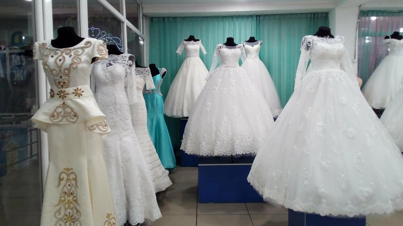 """Целое """"царство"""" свадебных платьев есть в Талдыкоргане , фото-1"""