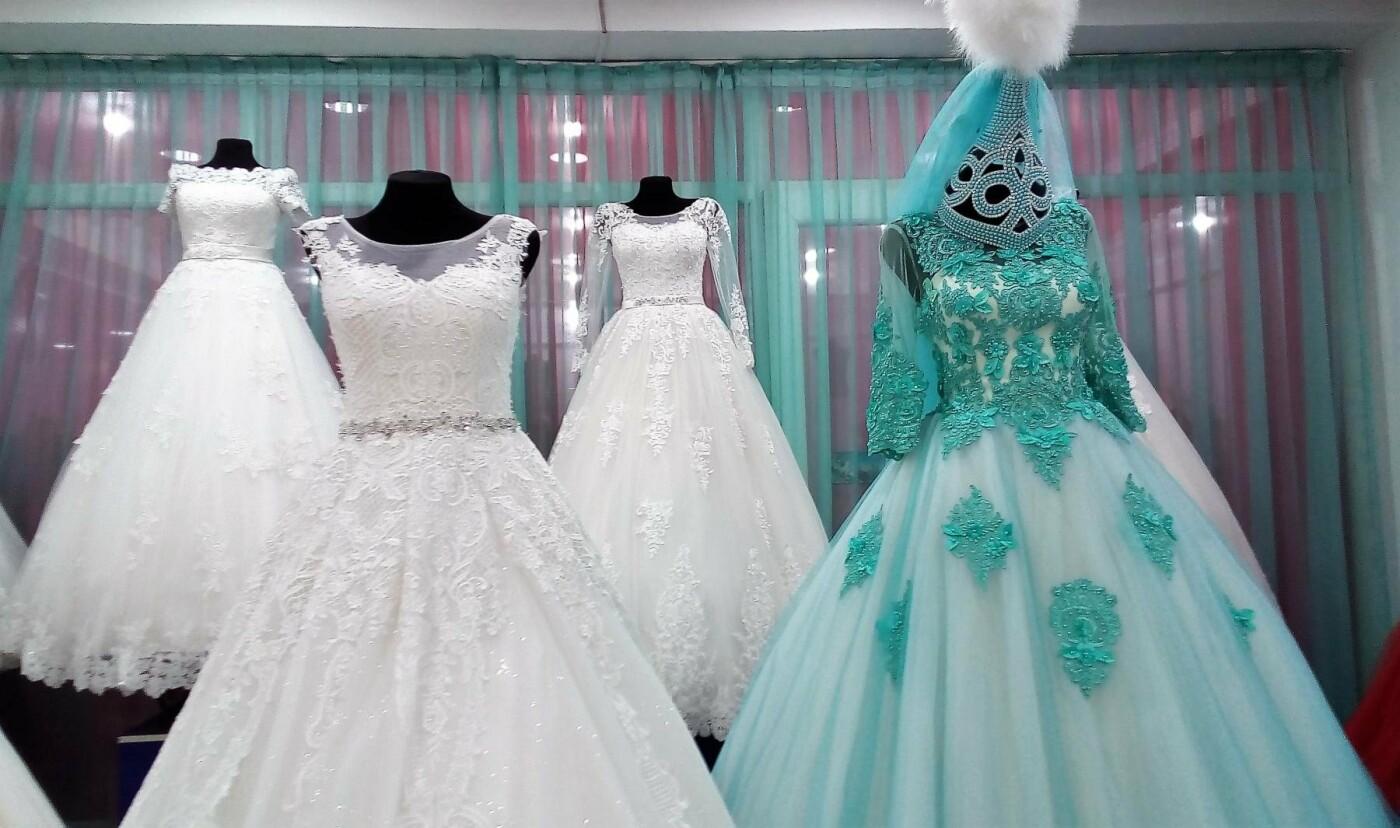 """Целое """"царство"""" свадебных платьев есть в Талдыкоргане , фото-2"""
