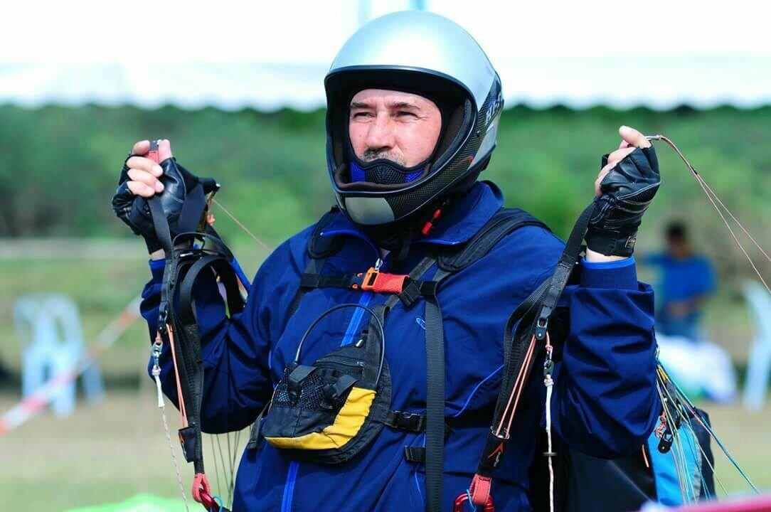 4 мая - открытие Кубка мира по парапланеризму на точность приземления в горах Семиречья, фото-2