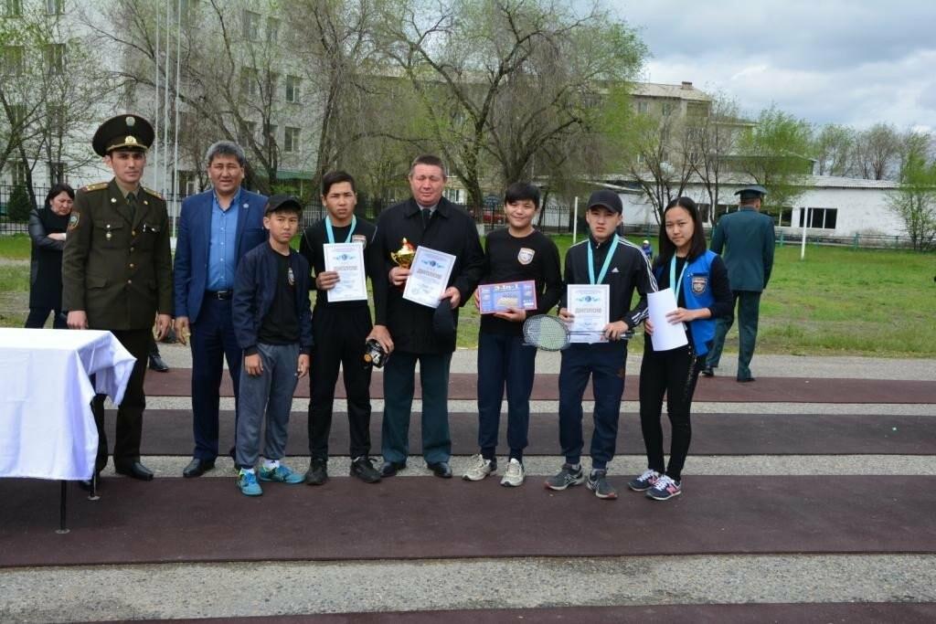 В Талдыкоргане прошел конкурс по пожарно-спасательному спорту среди школьников, фото-4