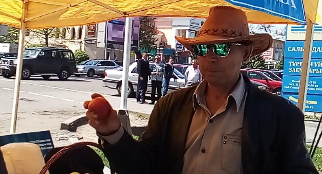 """В Талдыкоргане на открытом воздухе прошел """"День здоровья"""", фото-8"""
