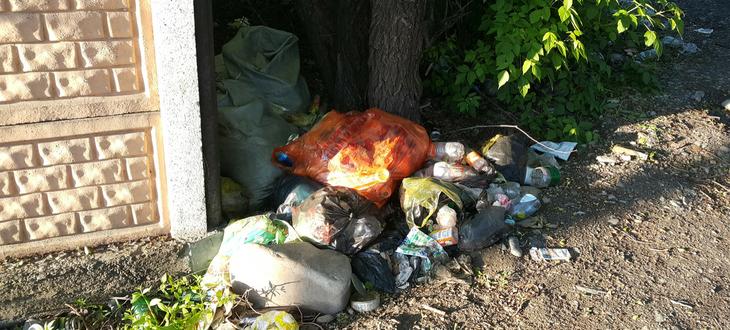 Топ 5 мусорок