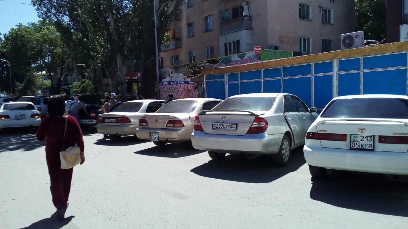 Талдыкорганский Арбат: кто в приоритете пешеходы или автомобили?, фото-2