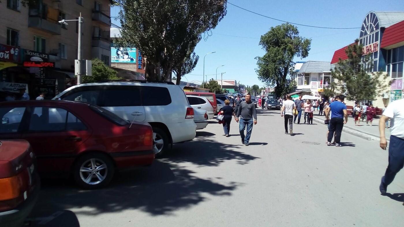 Талдыкорганский Арбат: кто в приоритете пешеходы или автомобили?, фото-1