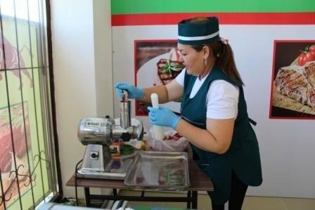 В Талдыкоргане открылся очередной магазин сети «Мясной двор», фото-2