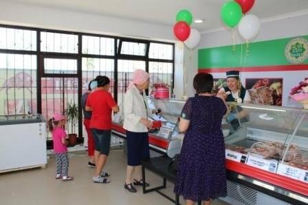 В Талдыкоргане открылся очередной магазин сети «Мясной двор», фото-4