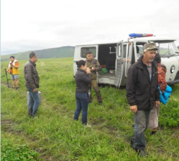 Машина с туристами перевернулась в горах за Текели, фото-2