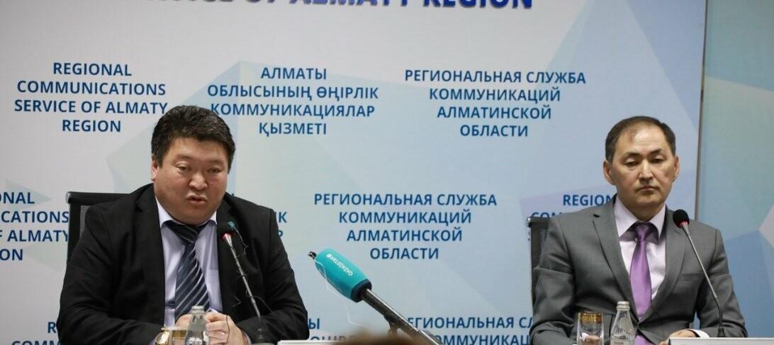 Надзор за детьми проводится на ЕНТ в Талдыкоргане и Алматинской области: внимание - менингит! , фото-1