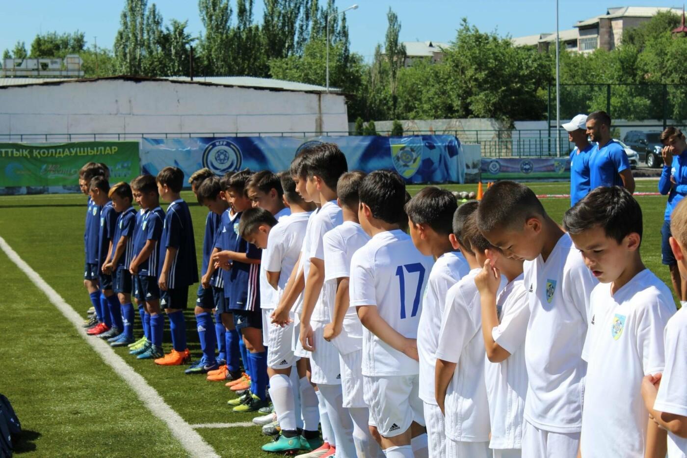 """На Центральном стадионе """"Жетысу"""" в Талдыкоргане прошел фестиваль футбола, фото-1"""