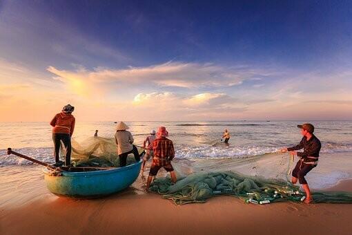 Рыбаки отмечают сегодня свой праздник, фото-2