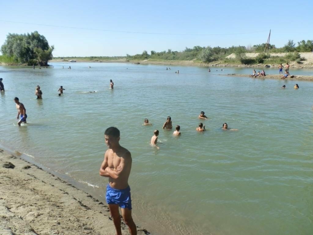 В Уштобе и Каратальском районе спасатели напомнили о безопасности отдыха на воде, фото-4