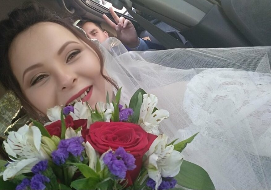 Регину Алиеву и Евгения Дидок поздравляем со вступлением в брак!, фото-1