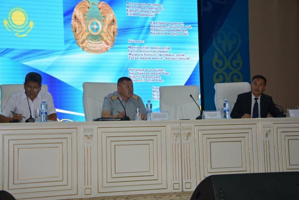 Круглый стол противодействия коррупции в госорганах прошел в Талдыкоргане, фото-1