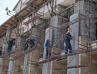 Аким области посетил строительные площадки города Талдыкорган, фото-1