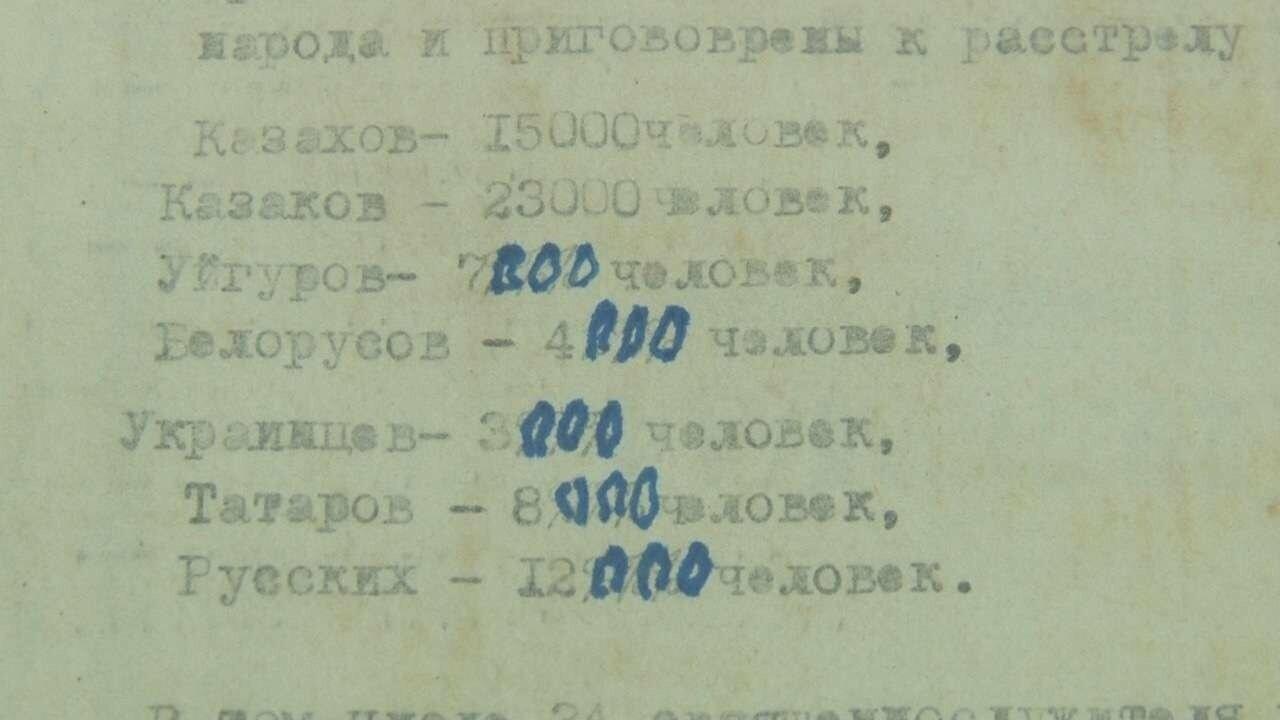 В ауле под Талдыкорганом могут быть захоронены тысячи репрессированных, фото-1