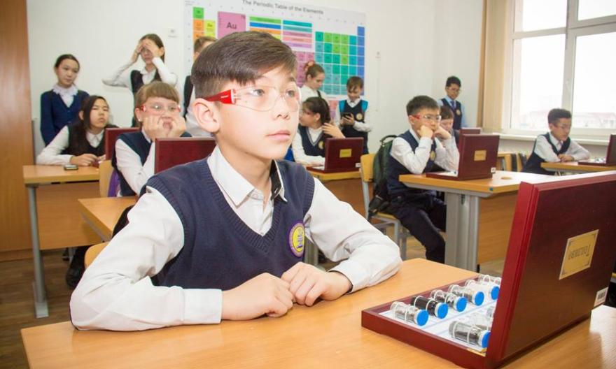 НИШ открыта для поступления школьников Талдыкоргана, фото-2