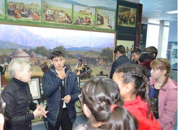 В краеведческом музее прошла благотворительная экскурсия , фото-1