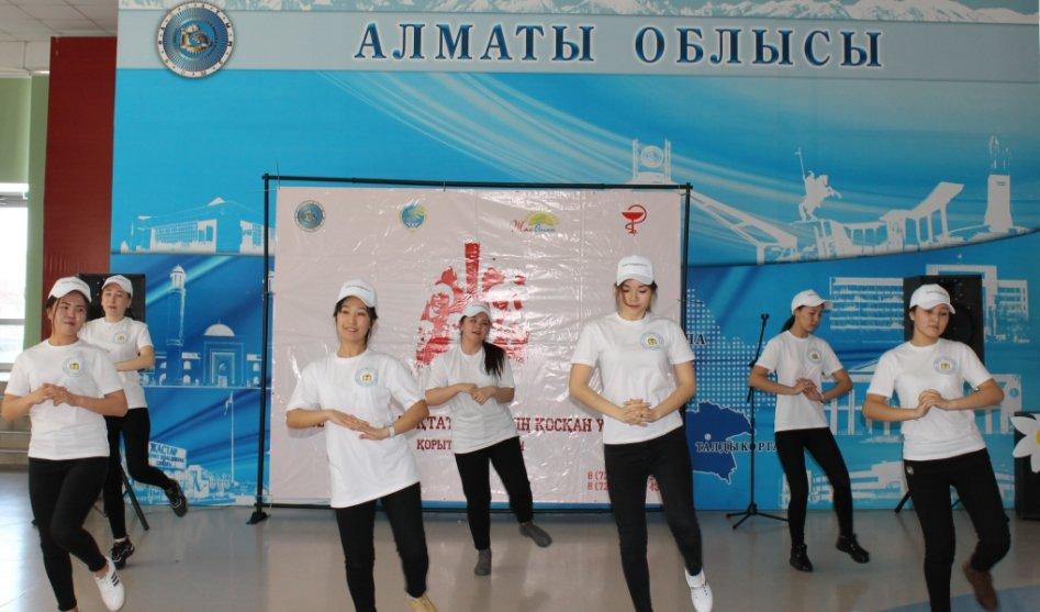 """В Талдыкоргане прошла конференция ко """"Всемирному дню борьбы с туберкулезом"""", фото-2"""