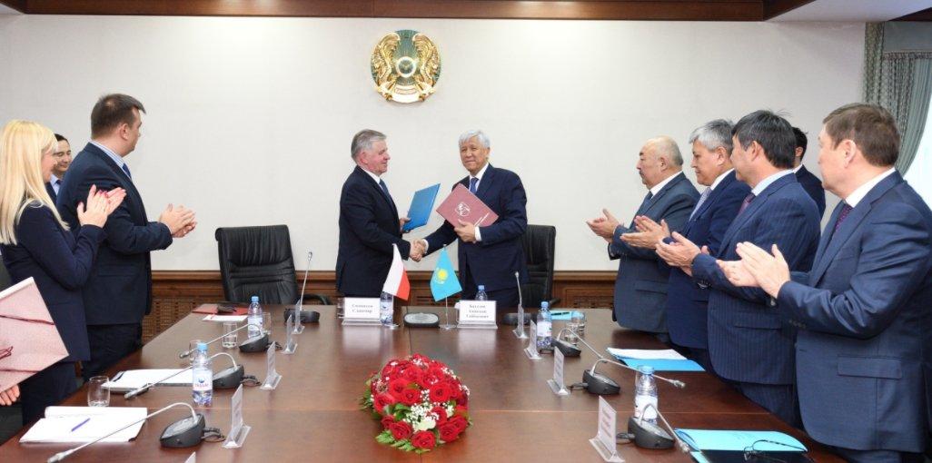 В Алматинской области подписал меморандум о сотрудничестве с воеводством Польши, фото-1