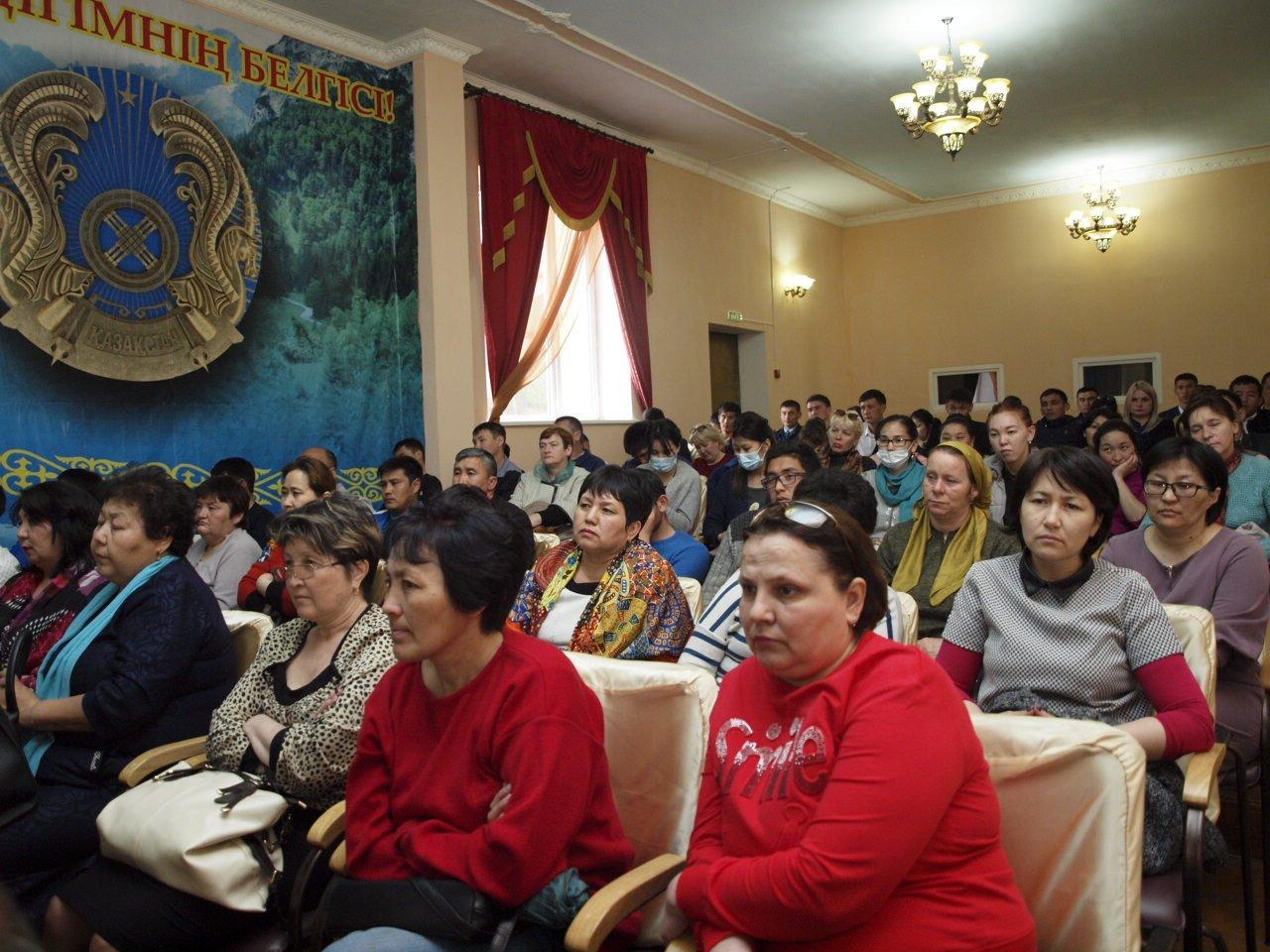 НПО, представители религии и власти Текели обсудили вопросы развития общества, фото-1