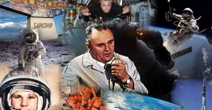 Талдыкорганцы! Со Всемирным днем авиации и космонавтики, вас!, фото-1