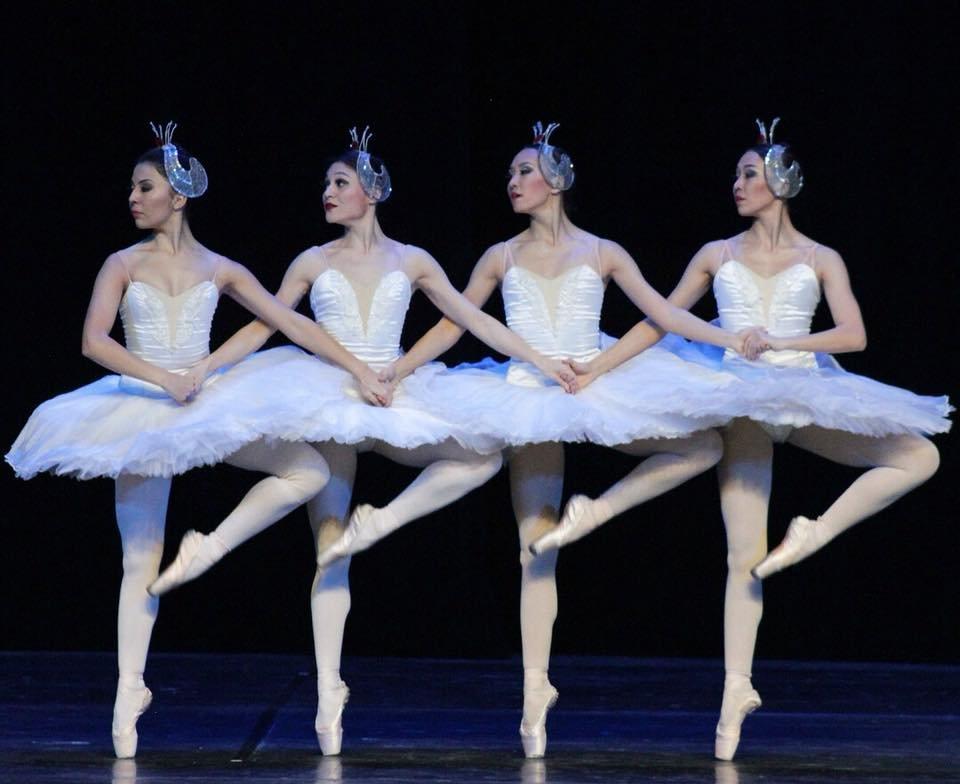 "Вчера труппа ГАТТРК представляла балет ""Лебединое озеро"" в Талдыкоргане, фото-2"