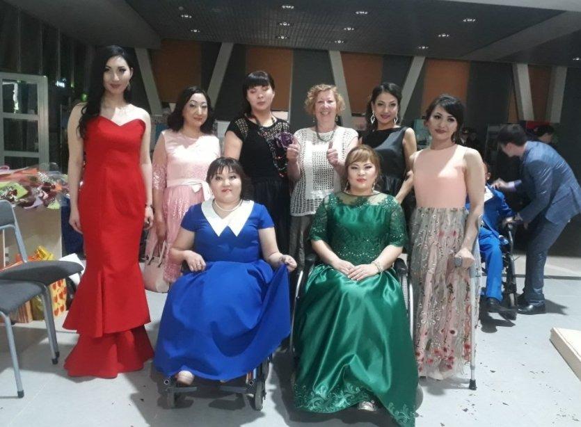 В Талдыкоргане впервые провели конкурс красоты для людей с особыми потребностями, фото-2