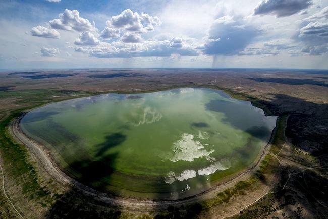 На Райских озерах Семиречья утонуть не получится, фото-1