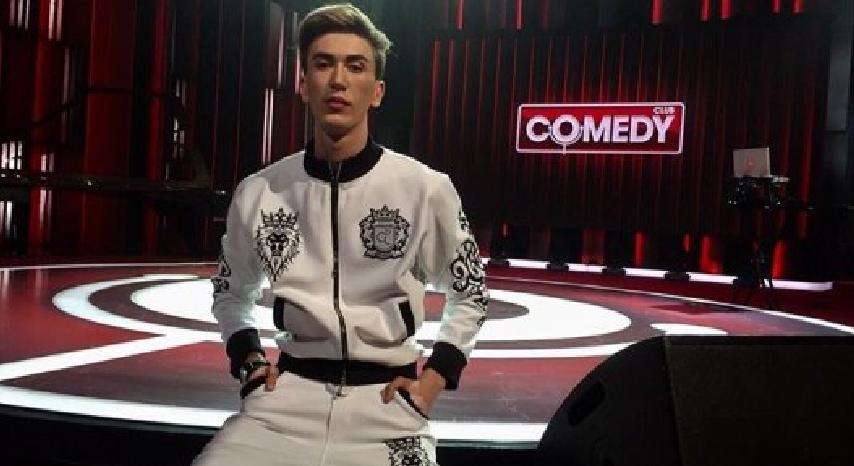 Казахстанец с женского конкурса красоты шагнул на сцену Comedy Club, фото-1