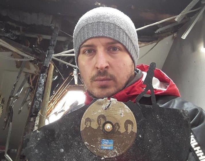 Погорелец из Казахстана обратился за помощью к Полу Маккартни, фото-1