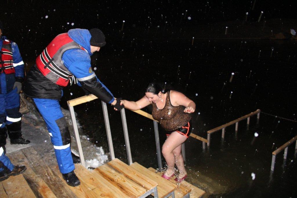 В Алматинской области определены безопасные места для крещенских купаний, фото-4