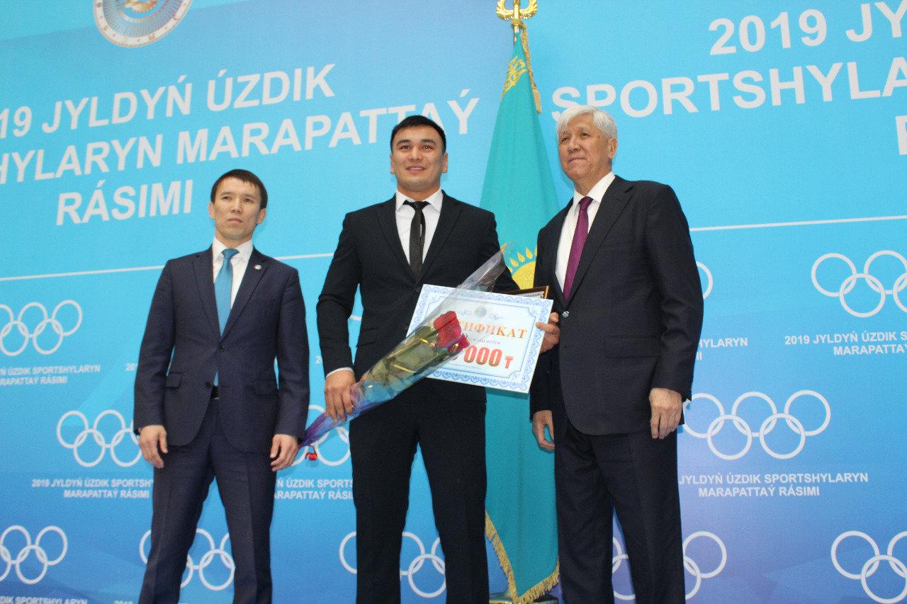 Полицейский из Алматинской области признан самым лучшим спортсменом, фото-1