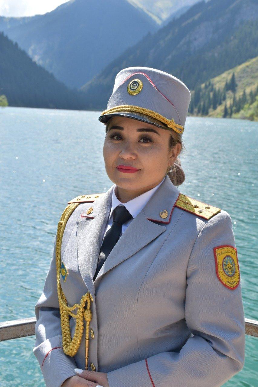 Опытная женщина-сыщик работает в Алматинской области, фото-1