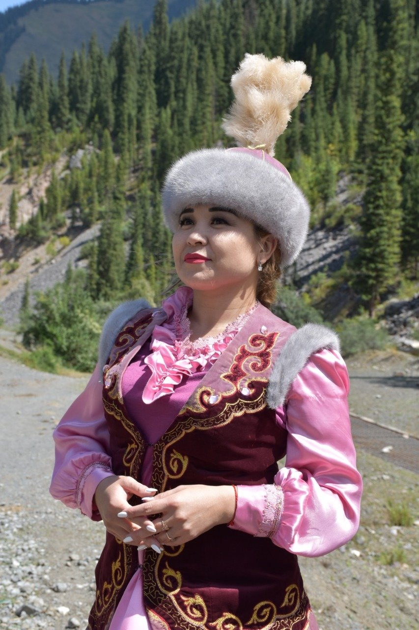 Опытная женщина-сыщик работает в Алматинской области, фото-2